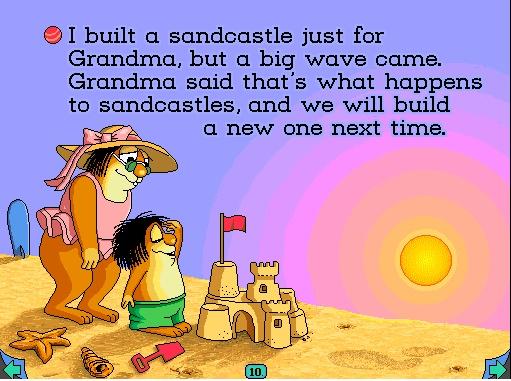 just grandma and me 10