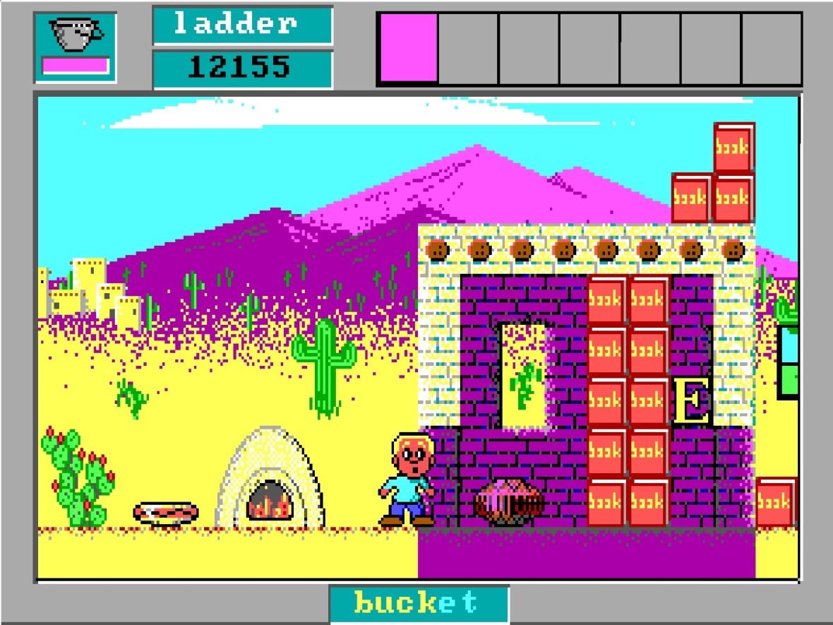 Level 11: The Pueblo 1.