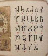 Twilight Era writing system