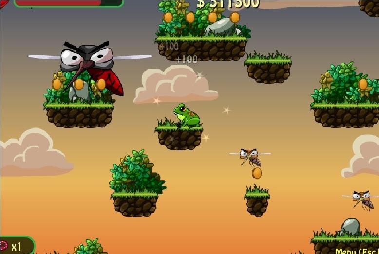 frog dares gameplay 2