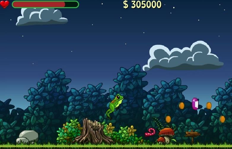 frog dares gameplay 3