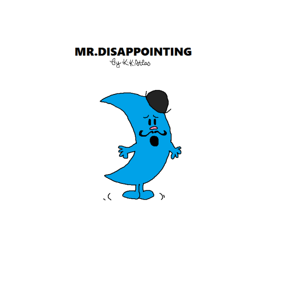 mr disappointing 2