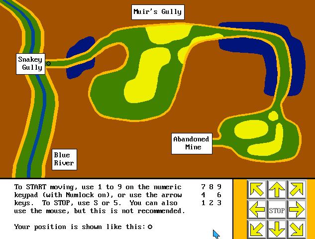 muir's gully