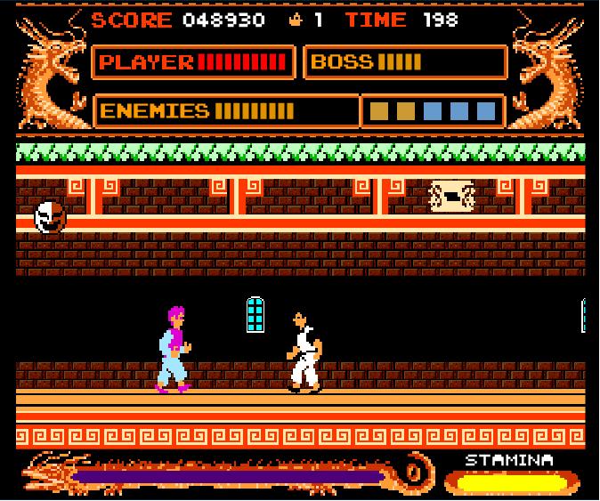 kung fu master lvl 3