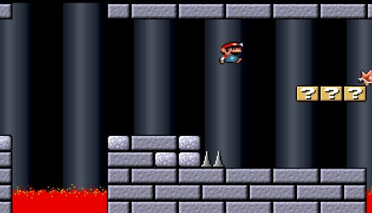 Mario level 6 true