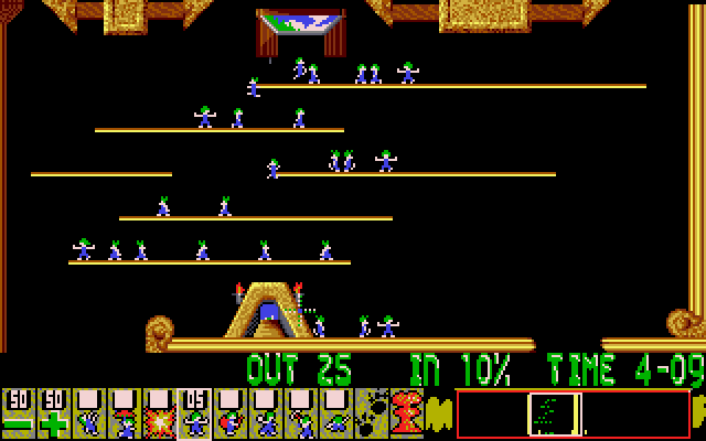 lemmings lvl 3