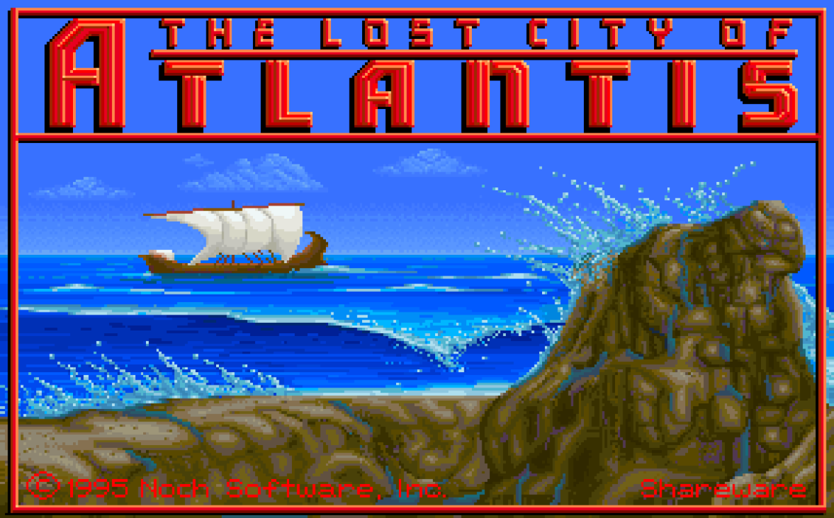Game Review - The Lost City of Atlantis