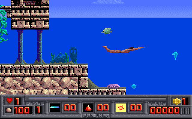 atlantis screenshot no 2
