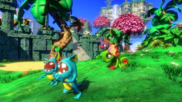 Image courtesy of Playtonic Games
